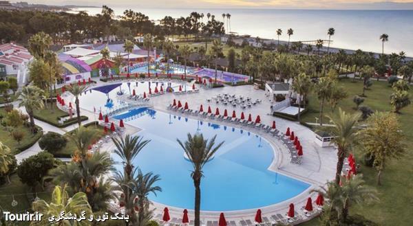 هتل آی سی سانتای آنتالیا