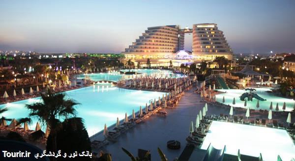 هتل میراکل لارا آنتالیا