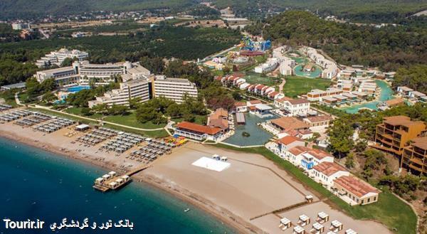 هتل ریکسوس پرمیوم تکیروآ آنتالیا