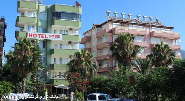 هتل سیمسک آنتالیا