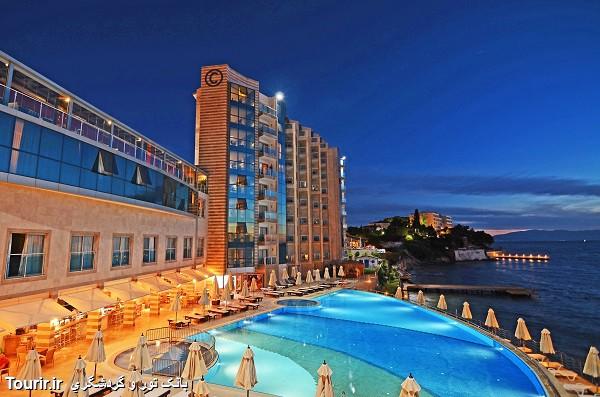 هتل کاریزما کوش آداسی
