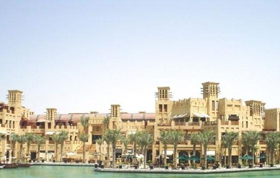 ترکیبی از یزد و ونیز ایتالیا در دبی