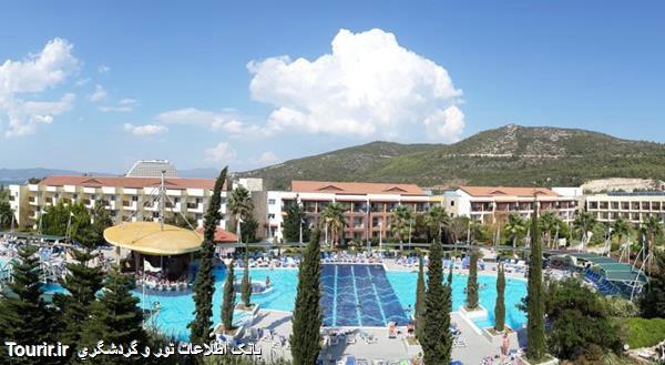 هتل آکوا فانتزی در کوش آداسی