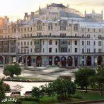 هتل متروپل مسکو Metropol Hotel