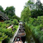 ونیز هلند، تنها روستای دنیا که هیچ جاده ای ندارد / تصاویر