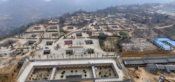 حیاط چاله ؛ جاذبه ای جذاب و دیدنی در چین