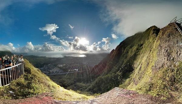 پله های هایکو ، مسیری رو به بهشت