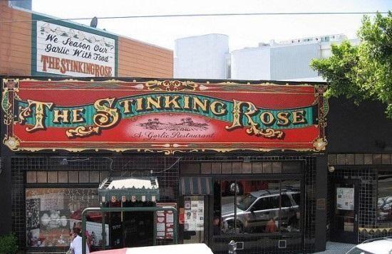 بدبوترین رستوران در سانفرانسیسکو
