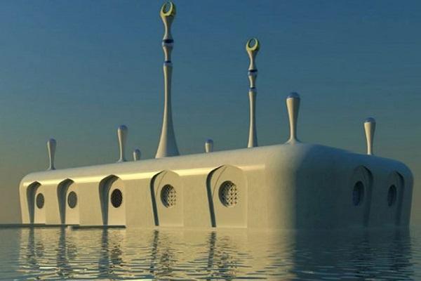 احداث مسجد شناور در امارات