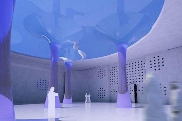 مسجد شناور در امارات