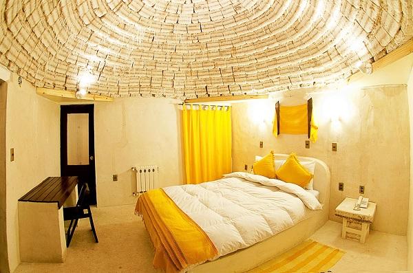 سالار دی ایونی ، بزرگترین آینه جهان