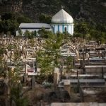 قبرستان اسرار آمیز سفید چاه / تصاویر