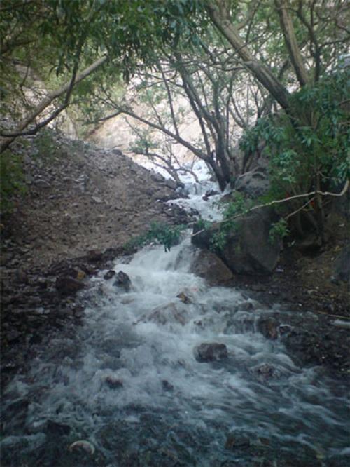 آبشار زیبای راین در ایران