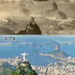 بزرگترین شهرهای جهان در قاب گذشته و حال / تصاویر