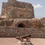 قلعه ۵۰۰ ساله پرتغالی ها در جزیره هرمز / تصاویر
