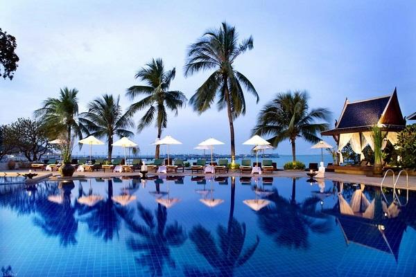 هتل چهار ستاره سیام بای شور ریزورت پاتایا