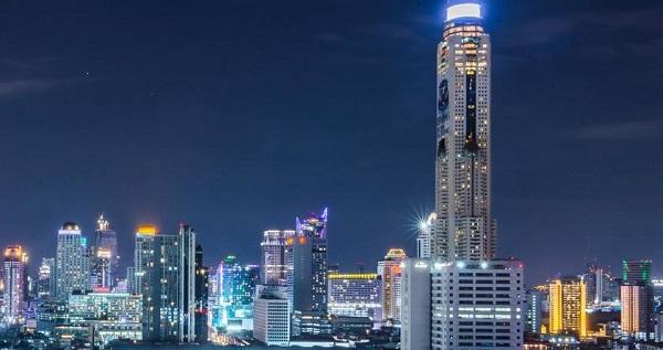 هتل چهار ستاره بایوک اسکای بانکوک