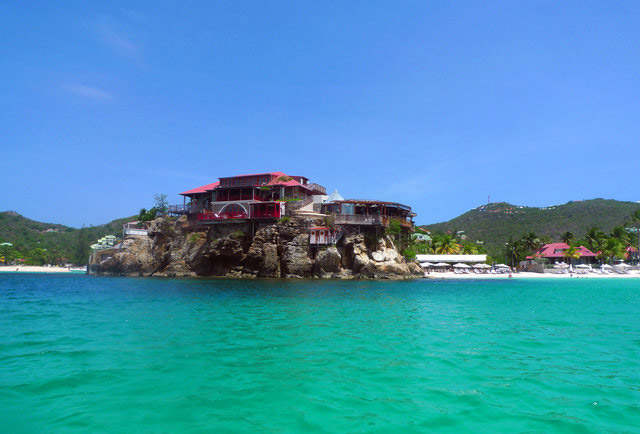 سنت بارتز، کارائیب (St. Barths, Caribbean)