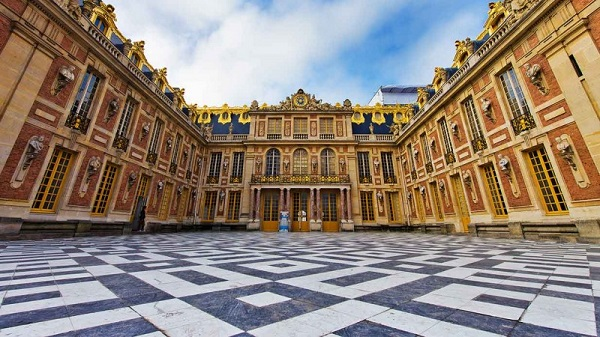 کاخ ورسای Palace of Versailles‏