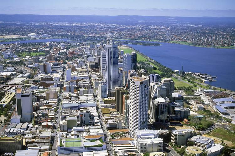 پرت، استرالیا