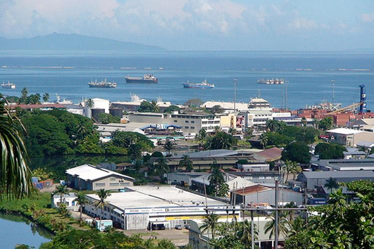 سووا، فیجی
