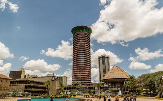 نایروبی ، پایتخت سافاری در دنیا