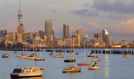 اوکلند-نیوزیلند