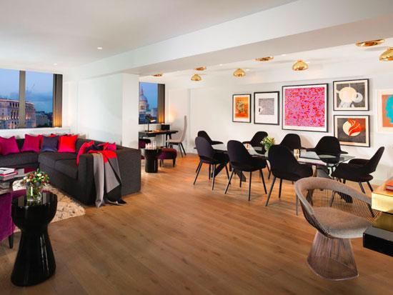 هتل مُدرین لندن (Mondrian London)