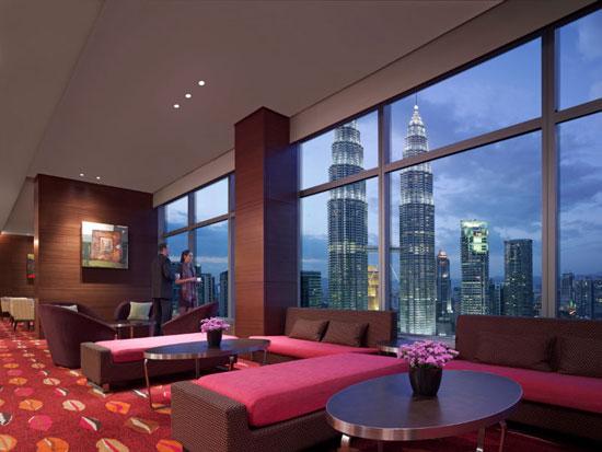 تریدر کوالالامپور (Traders Hotel Kuala Lumpur)