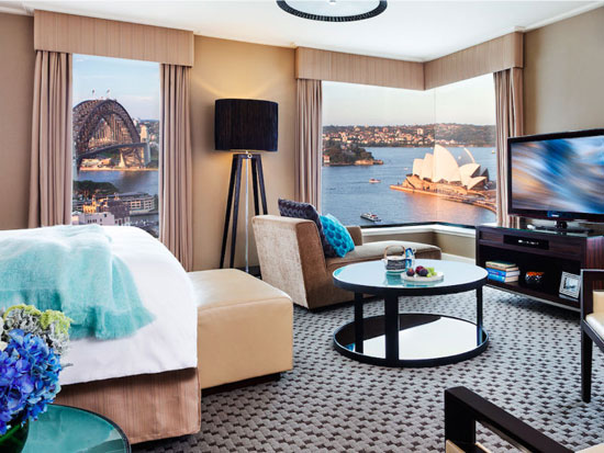 هتل ۴ فصل سیدنی (The Four Seasons Hotel Sydney)