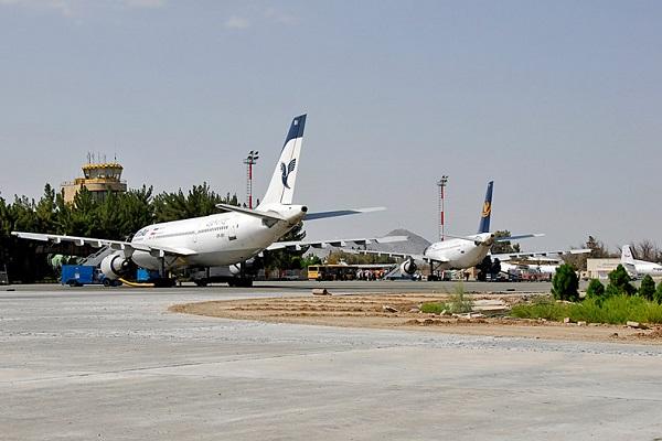 10 طرح فرودگاهی در هفته دولت افتتاح می شود