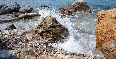 جزیره ساموس نزدیکترین جزیره یونان به ترکیه