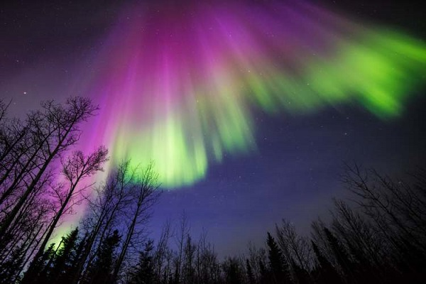 شفق قطبی (Aurora)