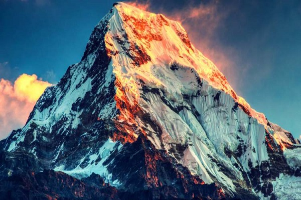 قله اورست (Mount Everest)