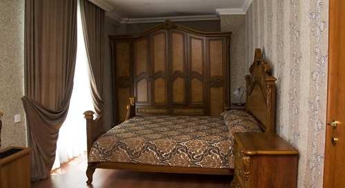 اتاق خواب های هتل آف باکو