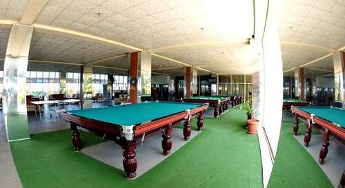 سالن بیلیارد هتل آف باکو