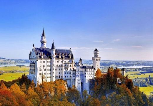 کدام شهرهای اروپا برای سفر در فصل پاییز مناسب هستند ؟