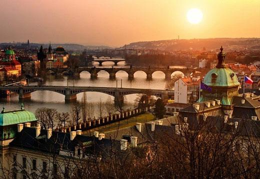 شهرهای مناسب برای سفر پاییزی به اروپا