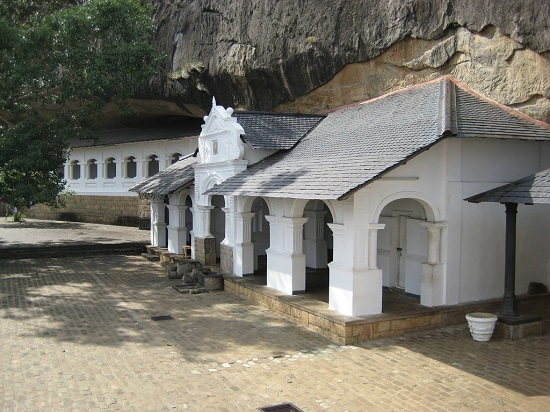 جاذبه های گردشگری سریلانکا ، شهر دامبولا