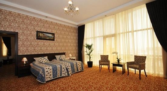 اتاق خواب هتل سنترال پارک