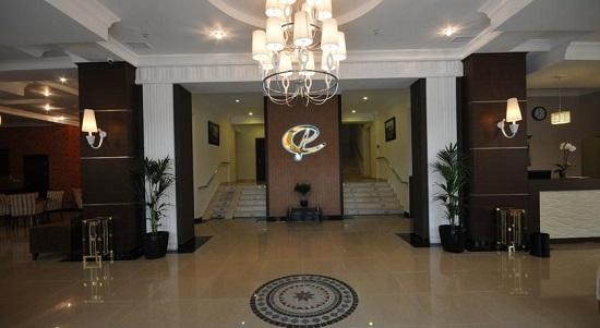لابی هتل سنترال پارک