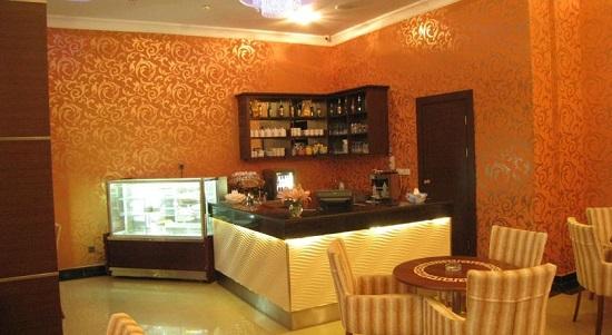کافی شاپ هتل سنترال پارک
