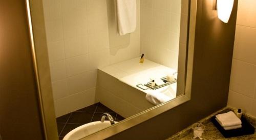 سرویس بهداشتی هتل حیاط ریجنسی