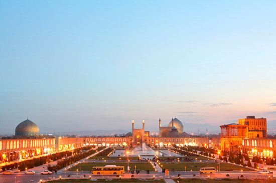 شهر کهن اصفهان