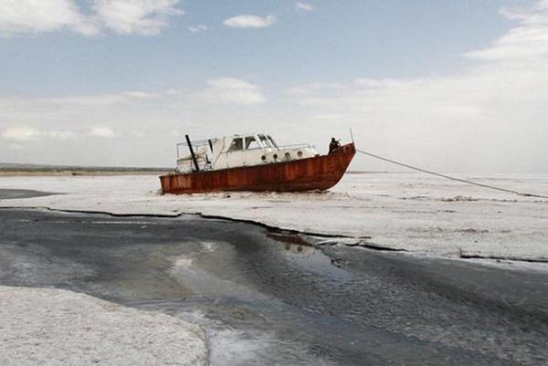 بودجه 3 میلیون دلاری فائو برای احیای دریاچه ارومیه