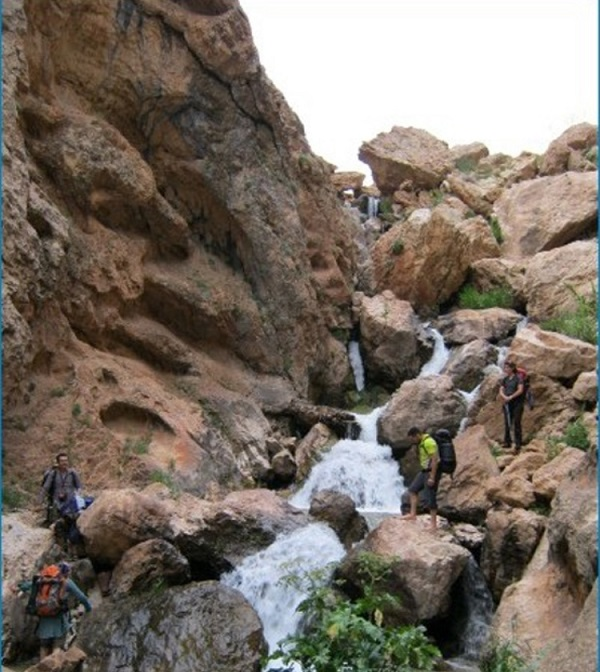 روستای لزور ، مکانی زیبا در دامنههای البرز