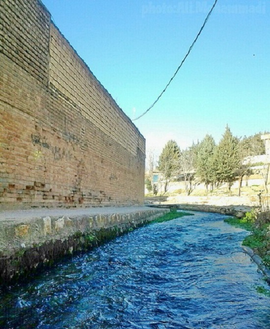 شاه آباد ، ونیز ایرانی در خرم آباد
