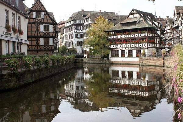 شهر فرایبورگ در آلمان