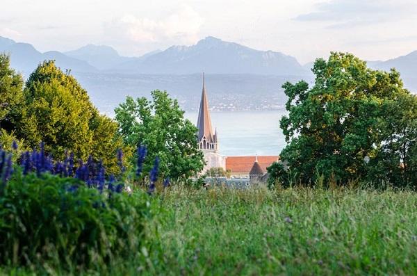 شهر لوزان در سوئیس