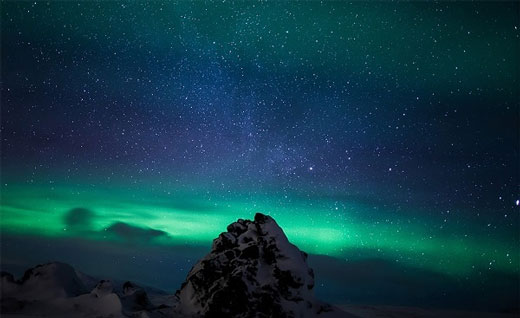 Northern Lights؛ ایسلند